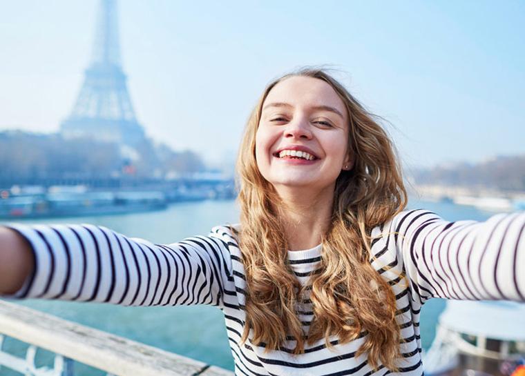Top destination for female solo travelers
