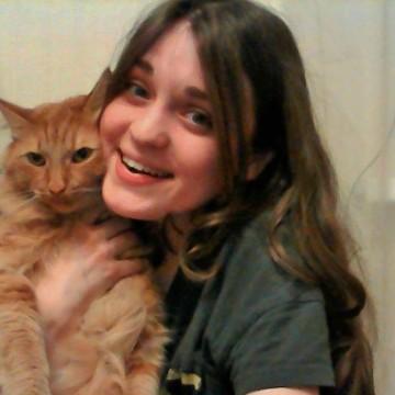 Anya, 21, Ekaterinburg, Russia