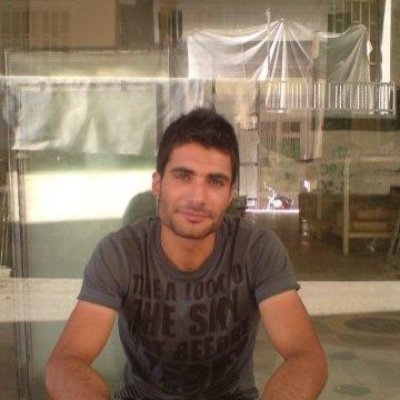 Ibrahim Murat, 27, Gaziantep, Turkey