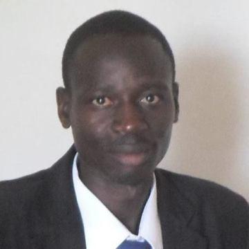 Joe Ogweng, 33, Jinja, Uganda