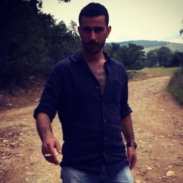 Muammer Doğramacı, 31, Aydin, Turkey