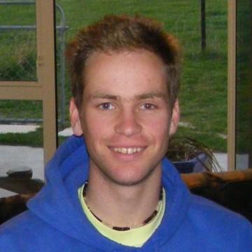 Simon Tomlinson, 31, New Brighton, New Zealand