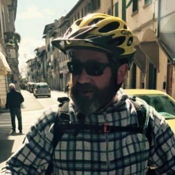 Marco Girezzi, 50, Firenze, Italy