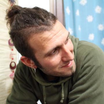 stefano, 36, Comacchio, Italy