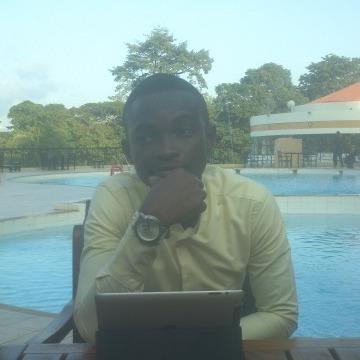 Manuel, 25, Kumasi, Ghana