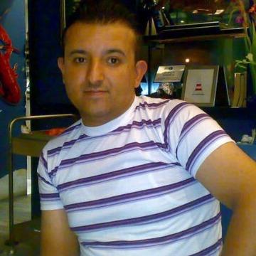 Volkan Ergeldi, 34, Ankara, Turkey