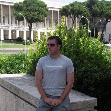 Cristiano De Dominicis, 42, Rome, Italy