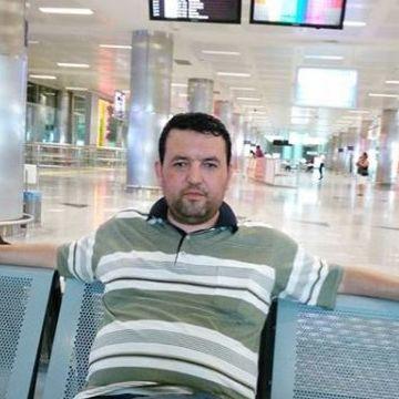 Korhan Zigoşlu, 39, Izmir, Turkey