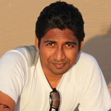 Sampath, 30, Dubai, United Arab Emirates