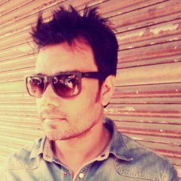 Md Rafik, 28, Mumbai, India