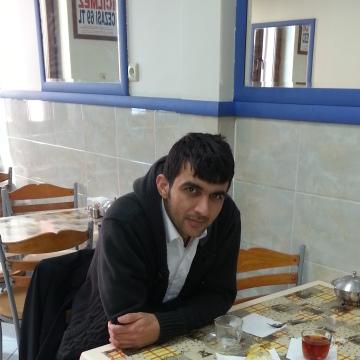 Abdulsamet Baş, 30, Istanbul, Turkey