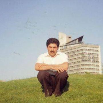 Yusuf Demirci, 44, Ankara, Turkey