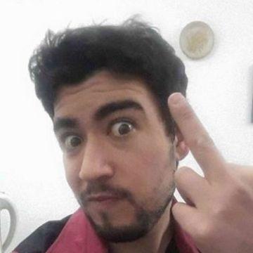 Jose Martinez, 31, Aimogasta, Argentina