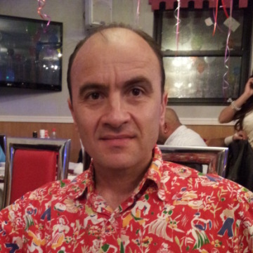 Pavlin Yankov, 46, London, United Kingdom