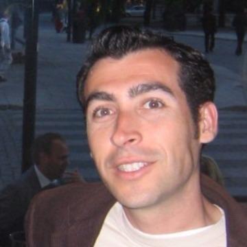 Borja, 39, Madrid, Spain
