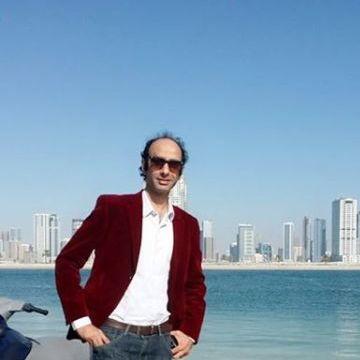 Farhan Qureshi, 38, Dubai, United Arab Emirates