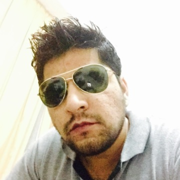 Engr Raja Fawad, 28, Abu Dhabi, United Arab Emirates