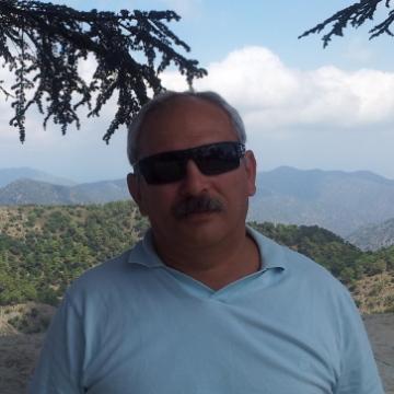 Mark Ravinov, 49, Tel-Aviv, Israel