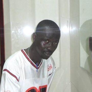 Junkung Cham, 39, Banjul, Gambia