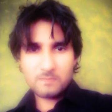 Rick O'Connell, 26, Karachi, Pakistan