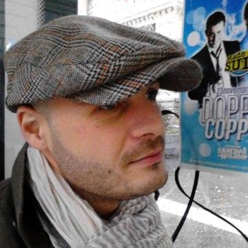 Armando Errico, 39, Rome, Italy