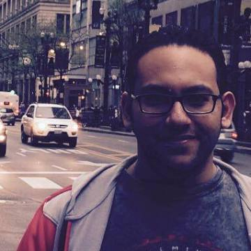 Ayman El-Hattab, 32, Dubai, United Arab Emirates