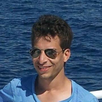 Ibrahim Ghanam, 31, Cairo, Egypt