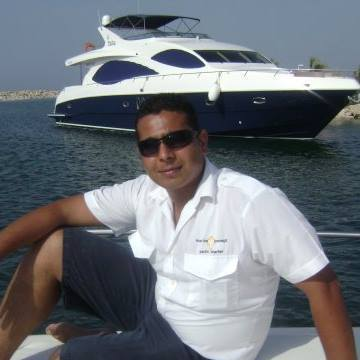 Tarek Hassan, 33, Sharjah, United Arab Emirates