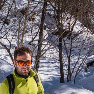Francesco Maggi, 32, Lecco, Italy