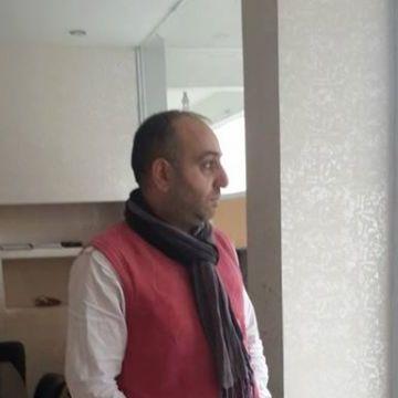Bülent Ertürk, 46, Gaziantep, Turkey