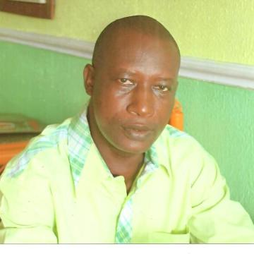 James Dims Ogbu, 41, Port Harcourt, Nigeria