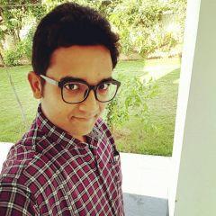 Vishal Patel, 29, Vadodara, India