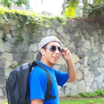 John Pillpe, 25, Lima, Peru