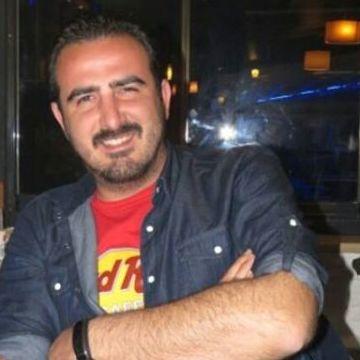 Ali Sayar, 34, Mugla, Turkey