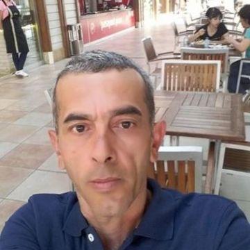 Aytekin Turkmen, 41, Ankara, Turkey