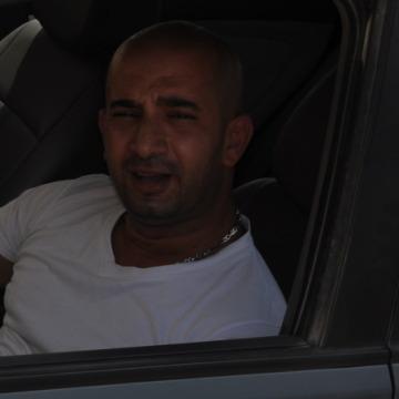 John Rizk, 36, Sharm El-sheikh, Egypt