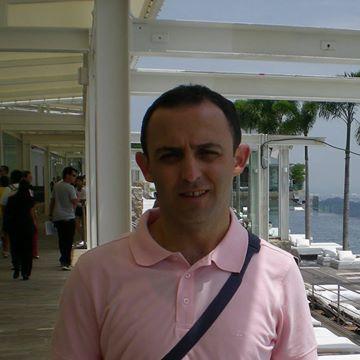 Zülfikar Akbaba, 41, Istanbul, Turkey
