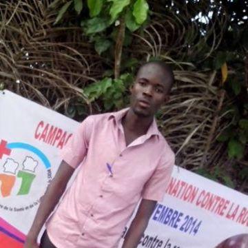 Watantia Daniel Yeo, 26, Abidjan, Cote D'Ivoire
