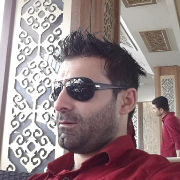 bilal, 33, Istanbul, Turkey
