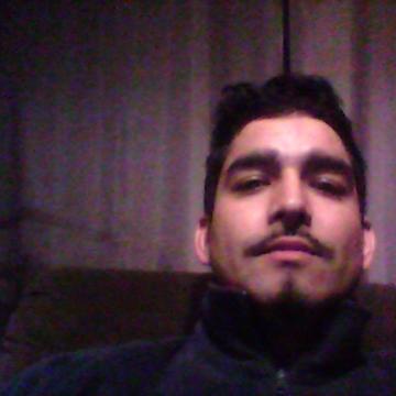 José Muñoz Rozas, 36, Santiago, Chile