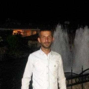 Murat Yildiz, 36, Elazig, Turkey