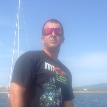 Jorge, 41, Puerto Vallarta, Mexico