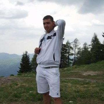 Catana Octavian, 34, Calarasi, Romania