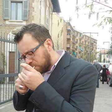 Cristian Titani, 37, Milano, Italy