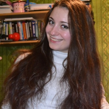 Дарья щеблицкая, 23, Kiev, Ukraine