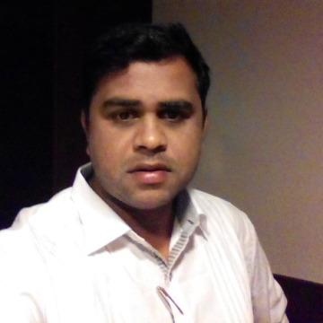 V Rajesh Kumar, 37, Mysore, India