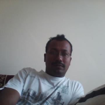 Ashim Boro, 40, Dubai, United Arab Emirates
