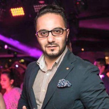 Victor Haddad, 30, Dubai, United Arab Emirates