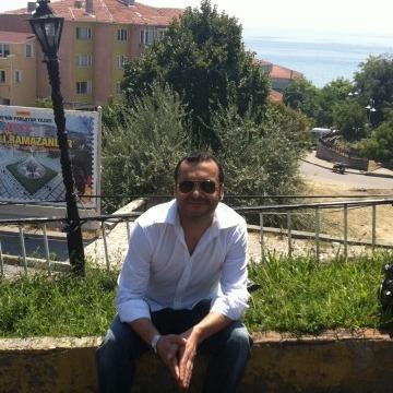 TURGAY altıoklu, 46, Istanbul, Turkey