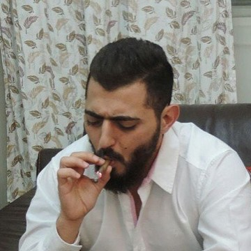 Qussay Mohammed, 28, Dubai, United Arab Emirates